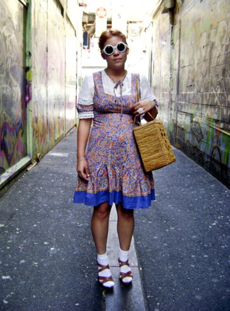 Ashlea, Fashion Student