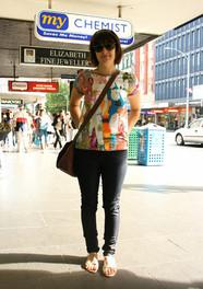 Street Fashion Melbourne