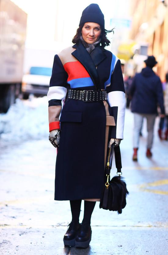 Liz Cabral, Celine Coat