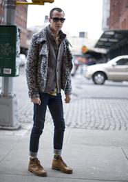 Fashion style for men street