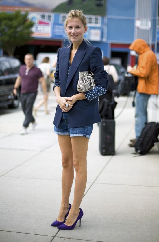 Marina Larroude in NYC