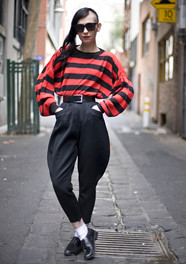 Street Fashion Melbourne
