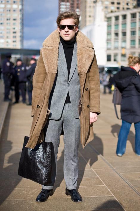Carl Gustaf, NYC
