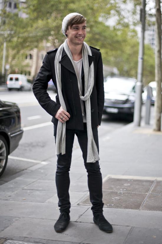 Eamon Melbourne Street Fashion Street Peeper Global Street Fashion And Street Style