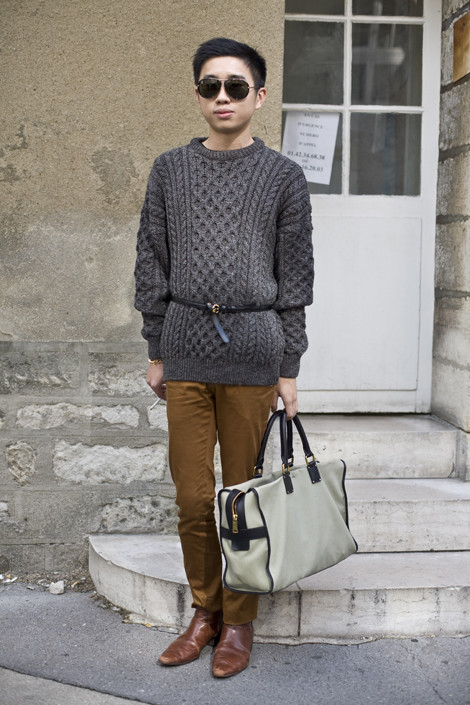 Declan Chan, Paris