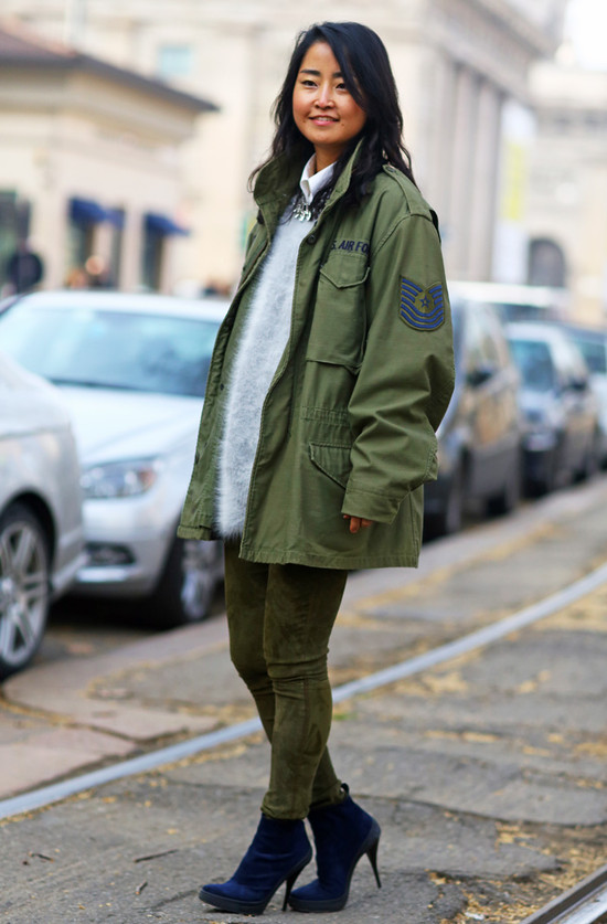 Air Force Jacket, Milan