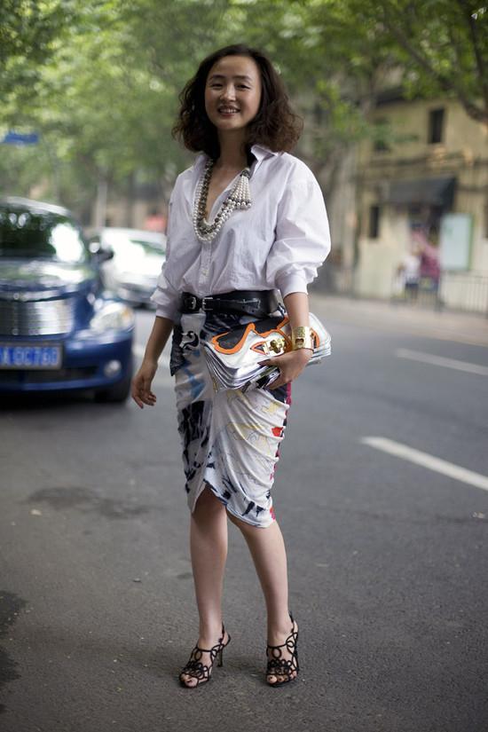 Stephanie, Shanghai