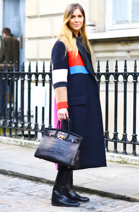 Celine coat hermes bag london street fashion street peeper global street fashion and Celine fashion street style