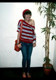 Street Fashion Jakarta
