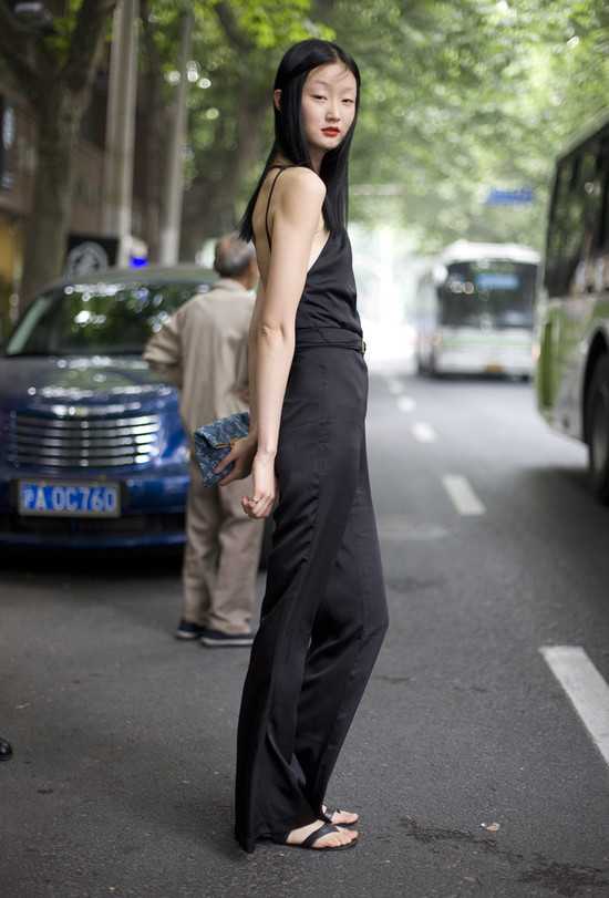Black Jumpsuit, Shanghai