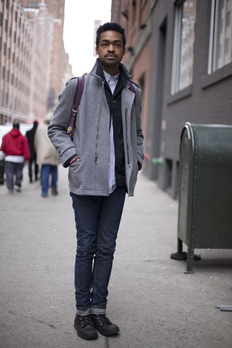 Ian Bradley, NYC