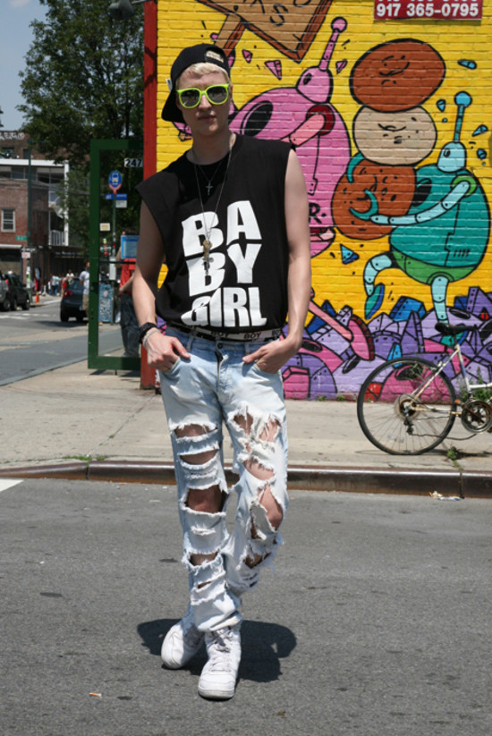Jordan, Williamsburg Brooklyn