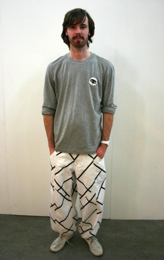 EINDHOVEN: Handmade Pants