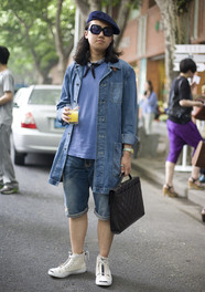 Street Fashion Shanghai