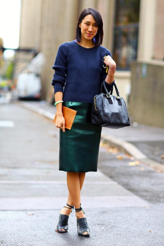 Eva Chen, Paris