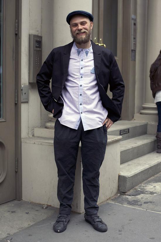 Jacob Valdemar, NYC