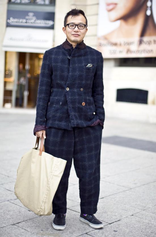 Kolor Suit, Paris