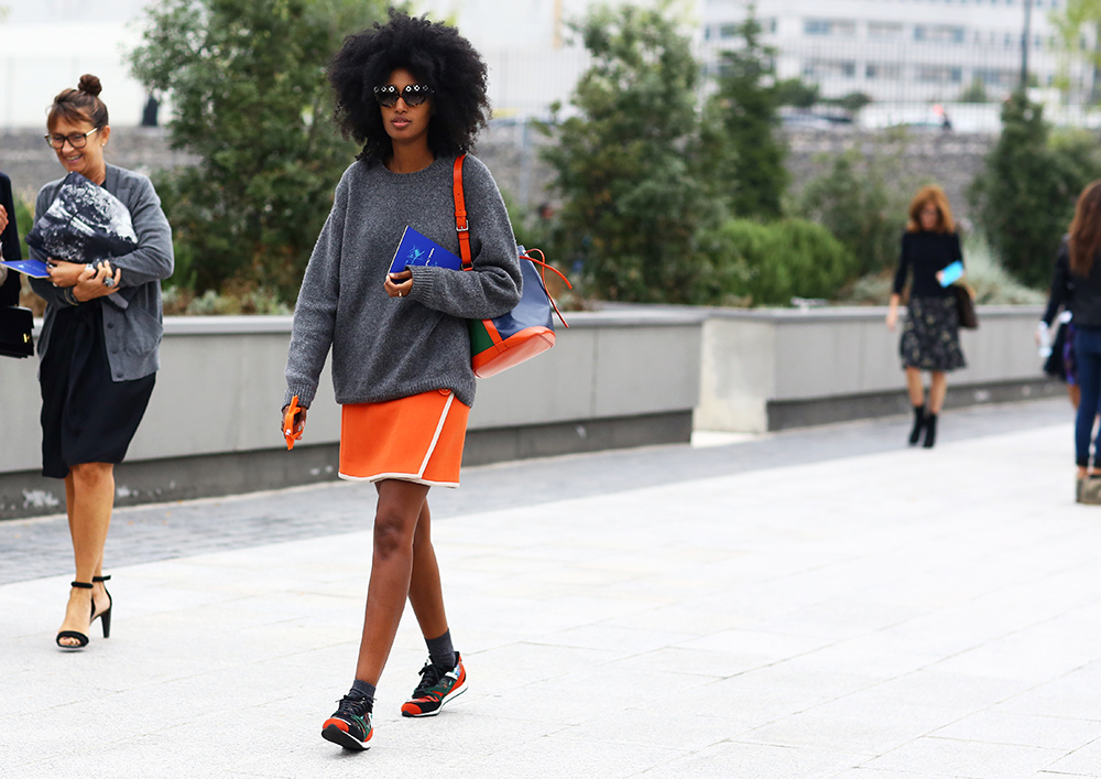Julia Sarr Jamois Orange