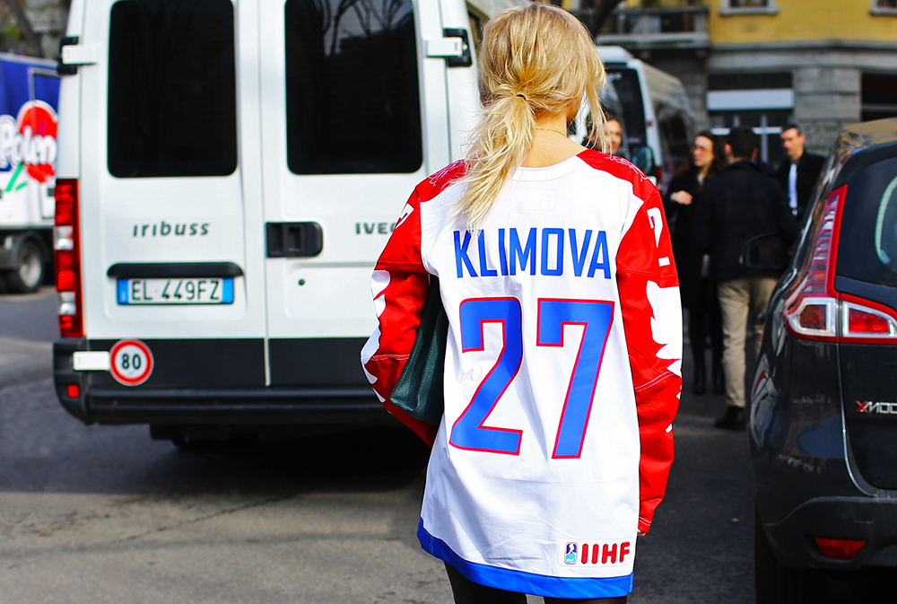 Klimova Street Style