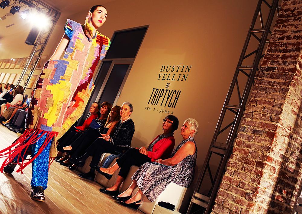 Madisen Matney SCAD Fashion Show 2014