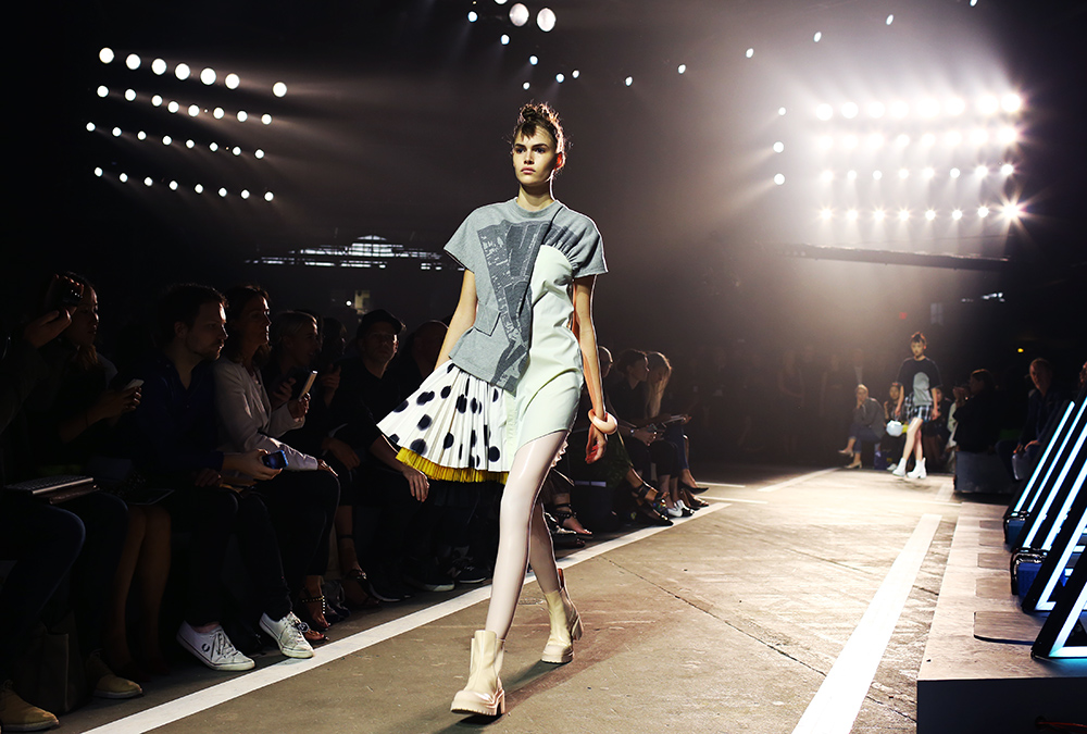 Marc by Marc Jacobs Spring 2015 Runway