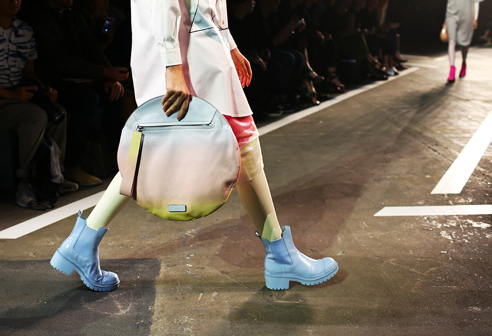 Marc by Marc Jacobs Spring 2015 Shoes Bag