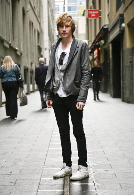 Danny Melbourne Street Fashion Street Peeper Global Street Fashion And Street Style