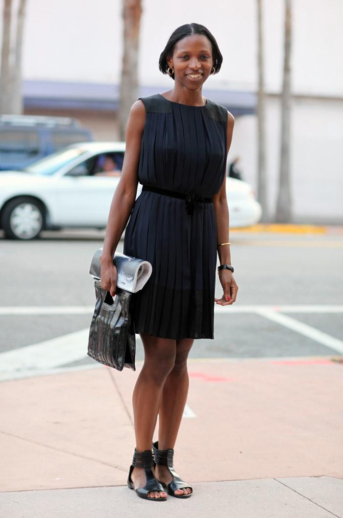At Nada Art Fair Miami Street Fashion Street Peeper Global Street Fashion And Street Style