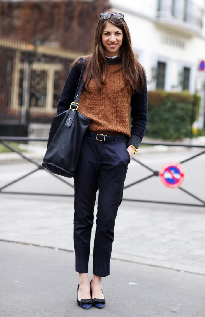 Susan Cernek Paris Street Fashion Street Peeper
