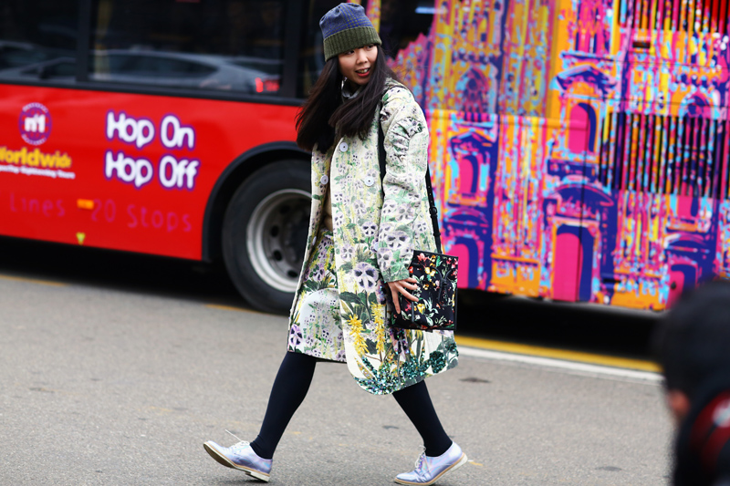 Susie Bubble Street Style