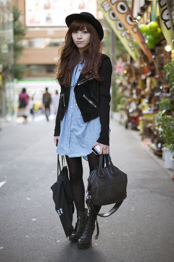 Maruya Saeko Tokyo Street Fashion Street Peeper Global Street Fashion And Street Style