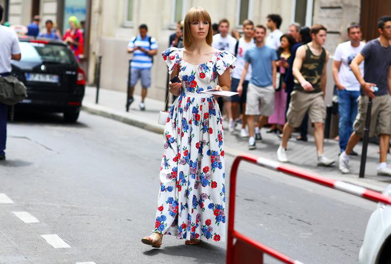 Vika Gazinskaya Paris